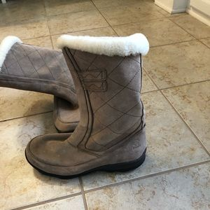 Kamik women's northbay winter boots size 9